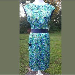 Lilly Pulitzer Kimball Silk Sleeveless Dress